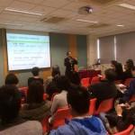 明報教育出版《生活與社會》顧問趙志成教授分享嶄新的生活與社會科課程視野及規劃。