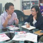 明報教育《今日香港》教學考並重 作者團隊解說撰寫通識教科書理念1