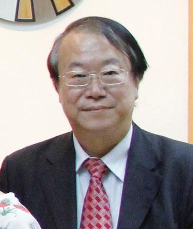 佛聯會學務總主任 李少鶴先生