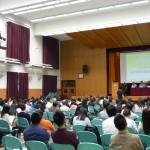 講座開始,主題為「今日香港」- 法治和社會政治參與講座開始,主題為「今日香港」- 法治和社會政治參與