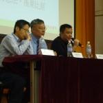 鄧飛先生分享對學生罷課的通識觀點。