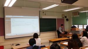 講座嘉賓:周國健先生(高級教育顧問)